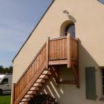 Escaliers tous modèles sur Plestin, Plouaret, Morlaix, Lannion, Guingamp