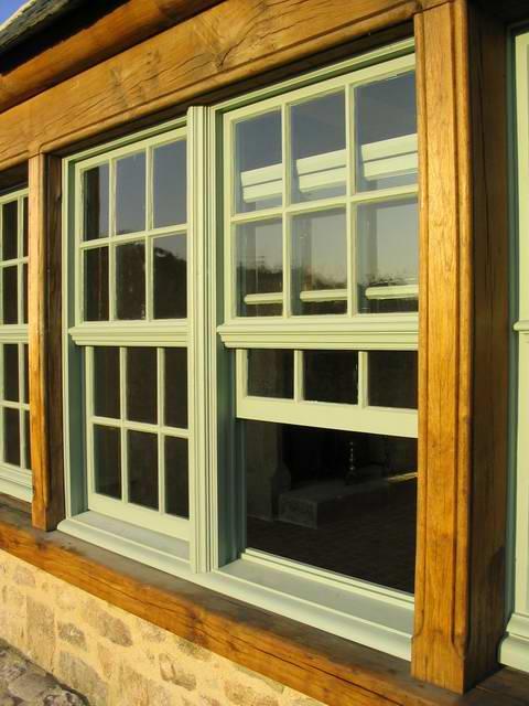 Fenêtres à Guillotine Latelier Du Tregor