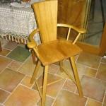Chaise d'enfant de style Windsor