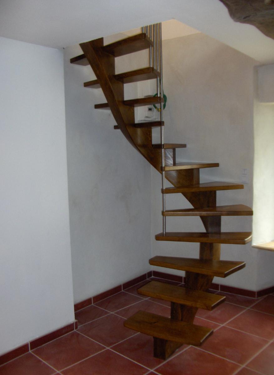 Escaliers contemporains - L\'Atelier du Tregor