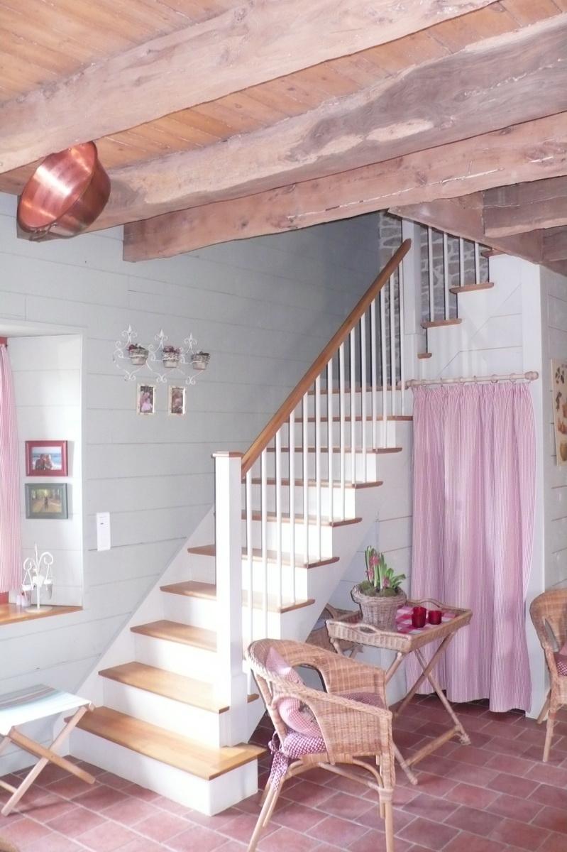 escaliers traditionnels l 39 atelier du tregor. Black Bedroom Furniture Sets. Home Design Ideas