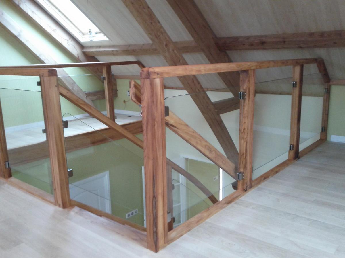 Fabricant D Escalier Bois escaliers sur mesures - l'atelier du tregor