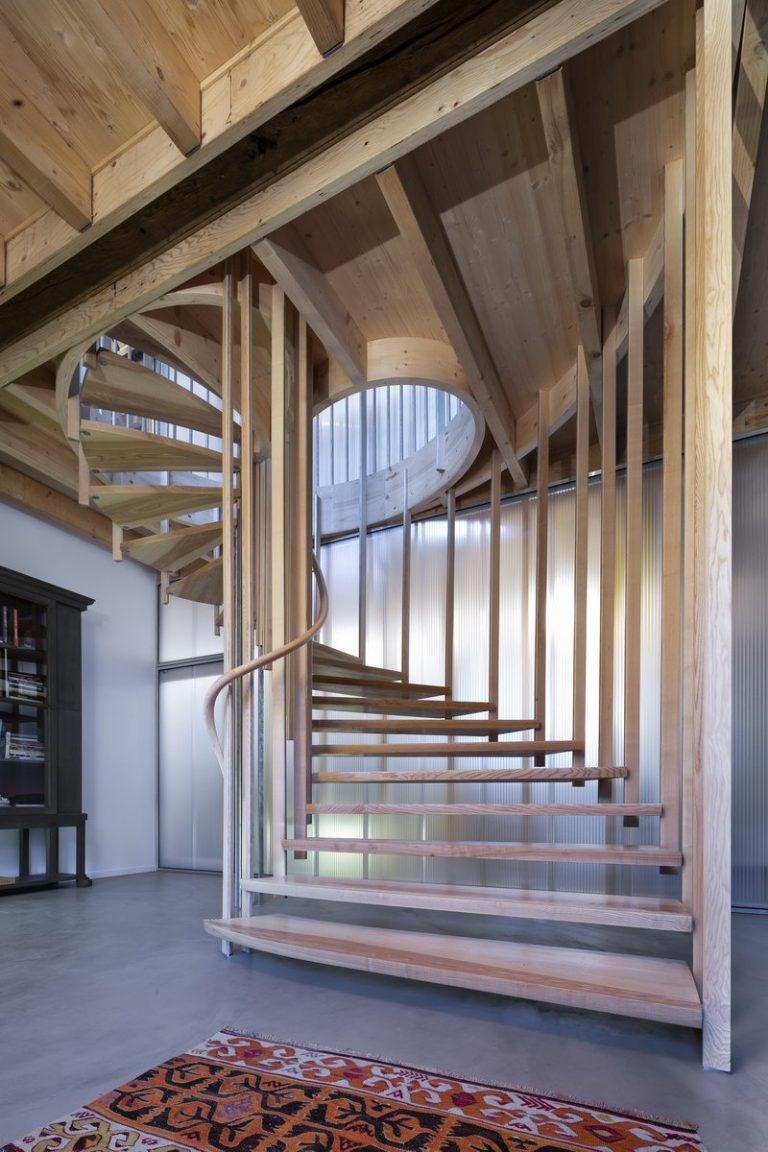 Escaliers sur mesures - L\'Atelier du Tregor