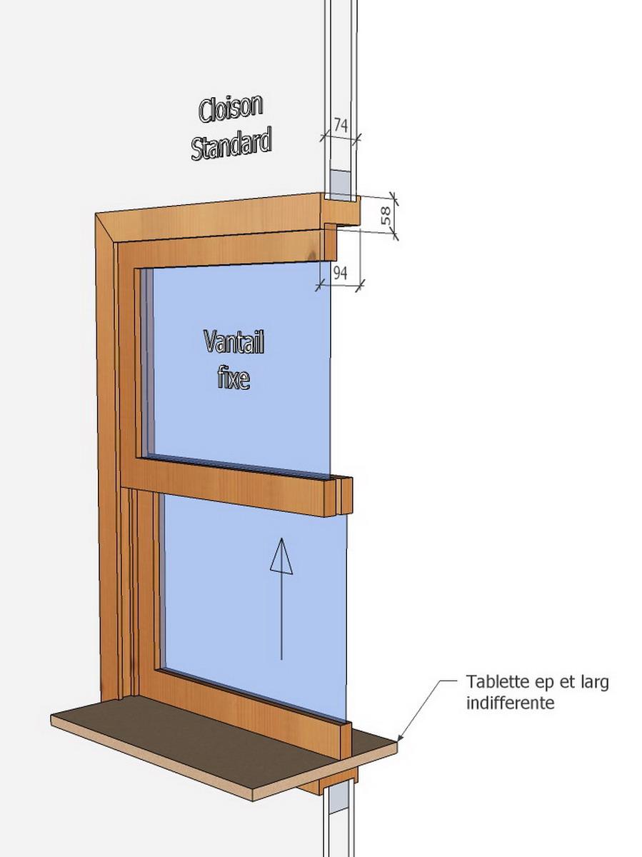 passe plats passe monnaies guillotine l 39 atelier du tregor. Black Bedroom Furniture Sets. Home Design Ideas