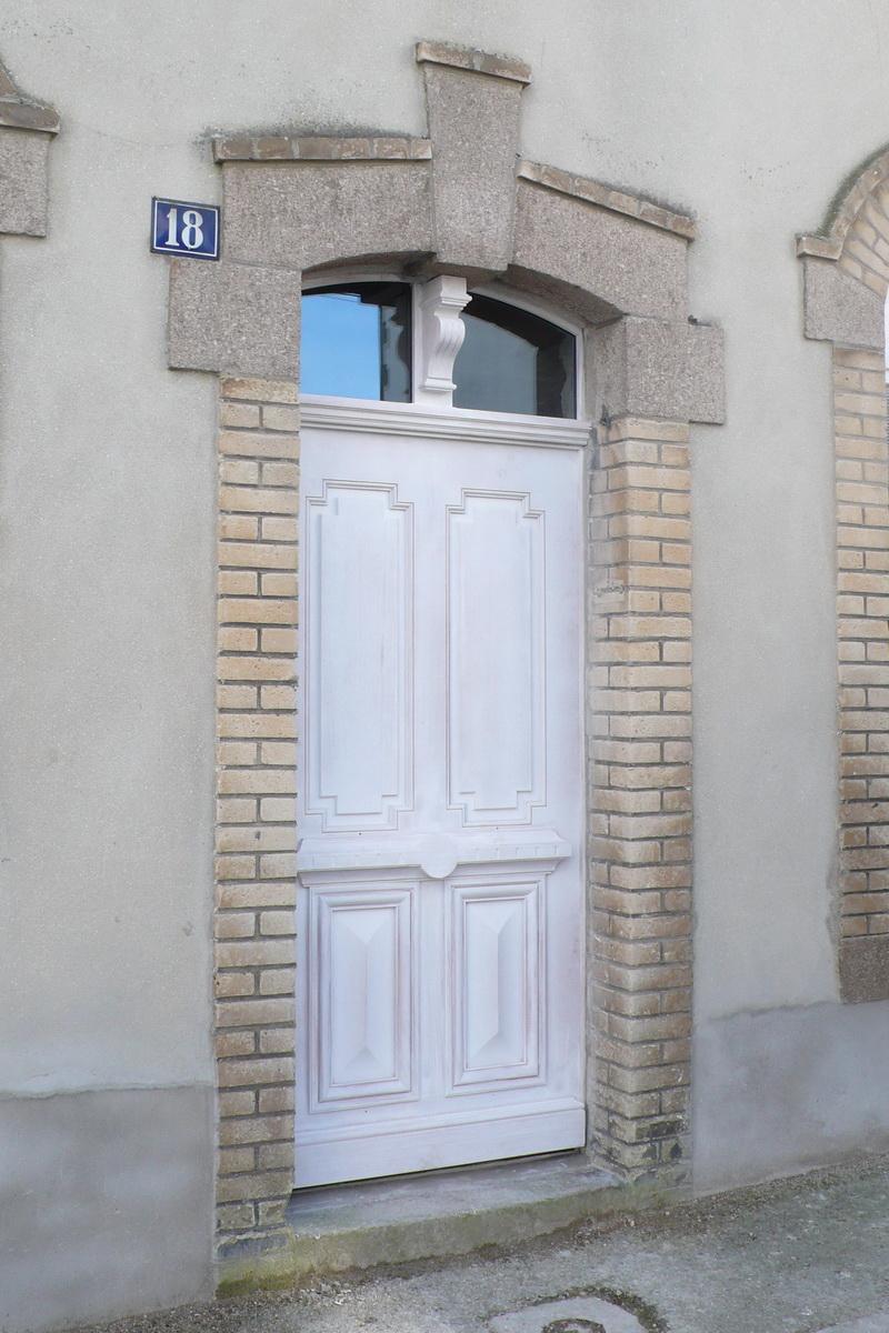 Portes d'entrée fabriquées sur mesure L'Atelier du Tregor